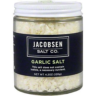 Jacobsen Garlic Salt Jar, 5.1 oz