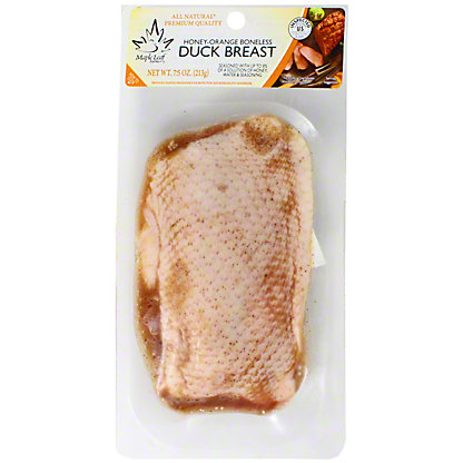 Maple Leaf Farms Orange-honey Boneless Duck Breast, 7.50 oz