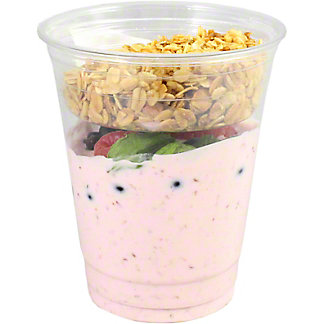 Chef Prepared Granola Parfait With Nanas Dip, ea