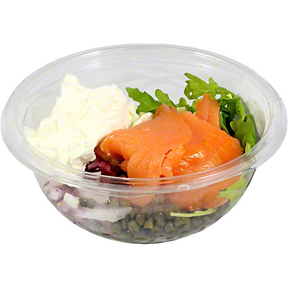 Chef Prepared Salmon Cream Cheese Medley, ea