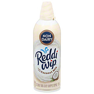Reddi Wip Non Dairy Coconut Whipped Topping, 6 oz
