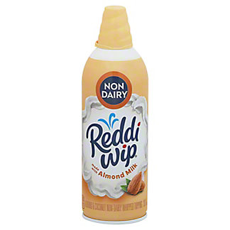 Reddi Wip Non Dairy Almond Whipped Topping, 6 oz