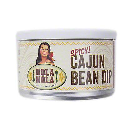 Hola Nola Spicy Cajun Bean Dip, 9 oz