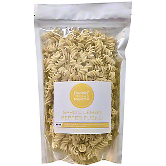 Gourmet Texas Pasta Garlic Lemon Pepper Fusilli, 12 oz