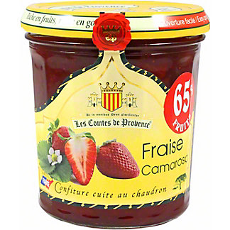 Les Comtes De Provence Camarosa Strawberry Spread, 12.35 oz
