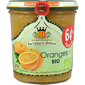 Les Comtes De Provence Organic Orange Spread, 11.9 oz