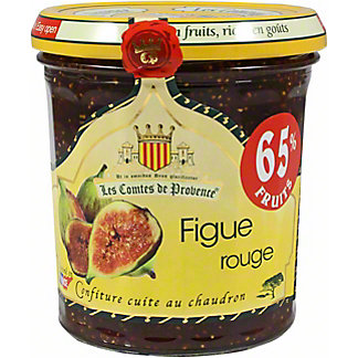 Les Comtes De Provence Red Fig Spread, 12.35 oz