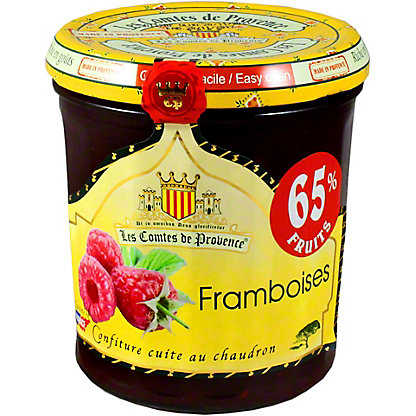 Les Comtes De Provence Raspberry Spread, 12.35 oz