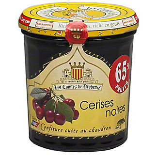 Les Comtes De Provence Black Cherry Spread, 12.35 oz