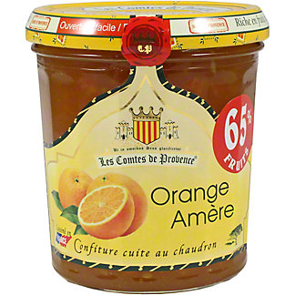 Les Comtes De Provence Bitter Orange Spread, 12.35 oz
