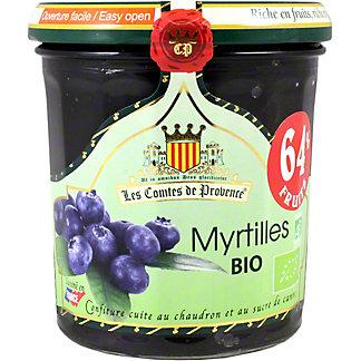 Les Comtes De Provence Organic Blueberry Spread, 12.3 OZ