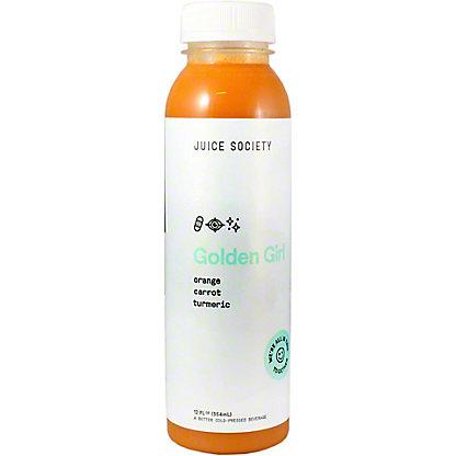 Juice Society Golden Girl, 12 oz