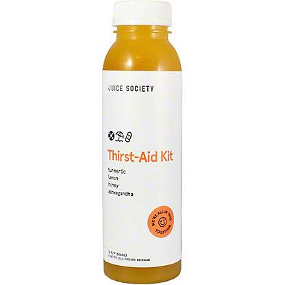 Juice Society Thirst-aid Kit, 12 oz