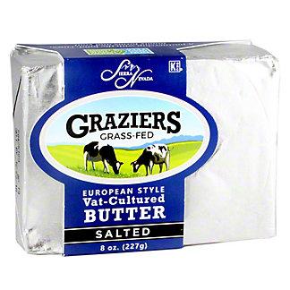 Sierra Nevada Graziers Vat Cultured European Salted Butter, 8 oz
