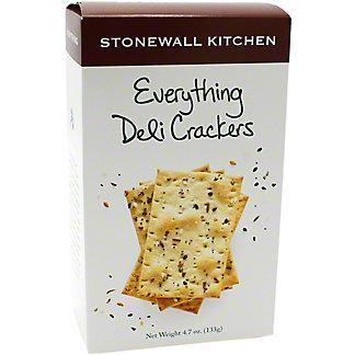 Stonewall Kitchen Cracker Deli Style Everything, 4.7 OZ