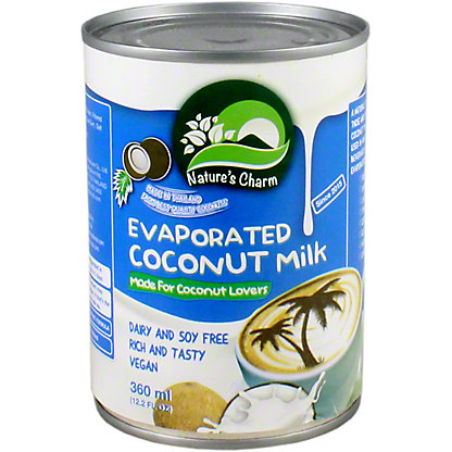 Natures Charm Evaporated Milk, 12.2 oz