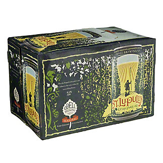 Odell Brewing Co St. Lupulin Extra Pale Ale Seasonal Beer 12 oz Cans, 6 pk