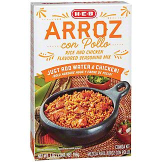 H-E-B Arroz Con Pollo Comida Kit, 7 oz