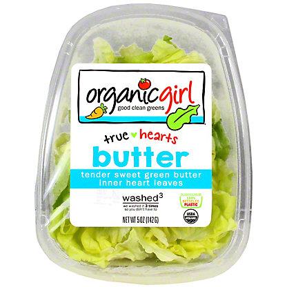 Organic Girl Butter Hearts 5oz, 5 oz