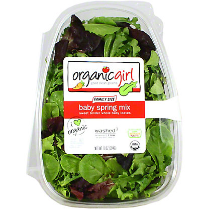 Organic Girl Baby Spring Mix, 10 oz