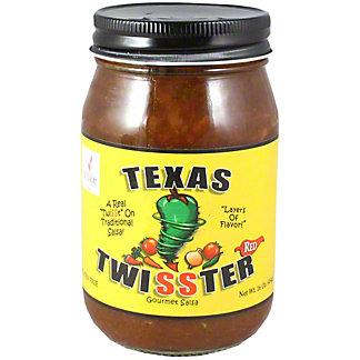 Texas Twisster Red Jalapeno Salsa, 16 oz