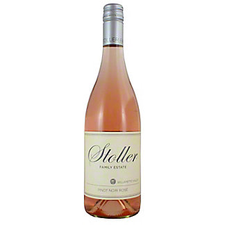 Stoller Family Estate Pinot Noir Rose, 750 ML