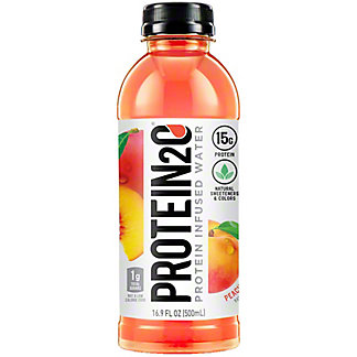 Protein2O Water Peach Mango, 16.9 oz