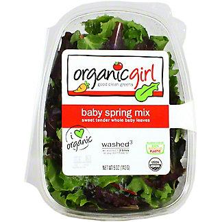 OrganicGirl Baby Spring Mix, 5 oz