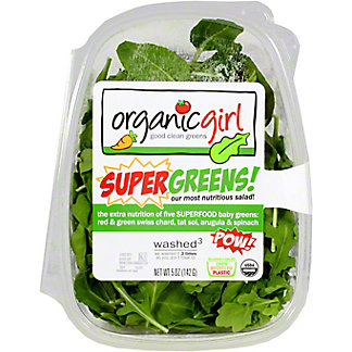 Organic Girl Super Greens 5oz, 5 oz