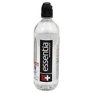 Essentia Water Enhanced Sports Bottle, 23.70 oz