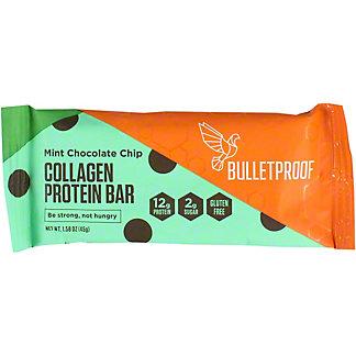 Bulletproof Collagen Bar Mint Chip, 1.58 OZ
