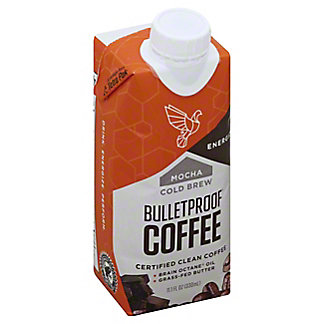 Bulletproof Cold Brew Mocha, 11.10 oz