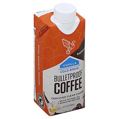 Bulletproof Cold Brew Vanilla, 11.1 oz