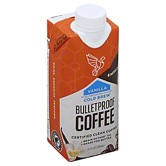 Bulletproof Cold Brew Vanilla, 11.1 oz
