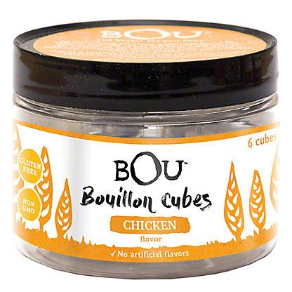 BOU Cube Chicken Bouillon, ea