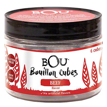 Bou Cube Beef Bouillon, ea