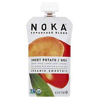 Noka Organic Superfood Smoothie Sweet Potato Goji, 4.22 oz