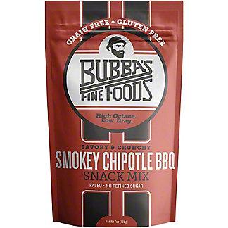 Bubba's Snack Mix Smokey Chipotle, 4 oz