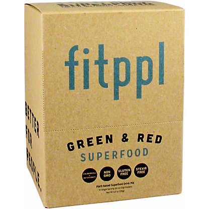 Fitppl Green & Red Daily Superfood Box, 4.2 oz