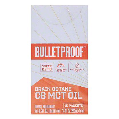 Bulletproof Brain Octane Go Pack, 15 CT