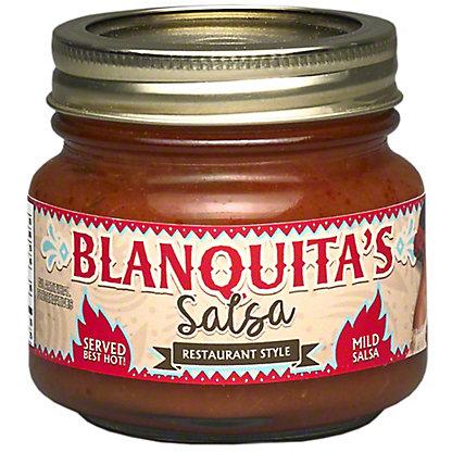 Blanquitas Salsa Mild, 8 oz