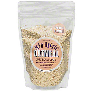 Mad Hectic Oatmeal Just Plain Good Protein, 12.8 oz