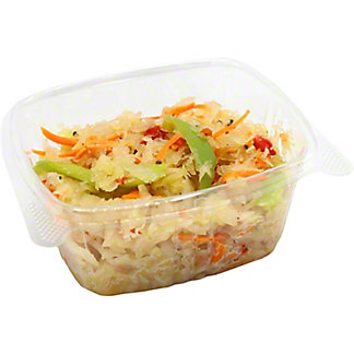 Central Market Sweet Sauerkraut Salad, by lb