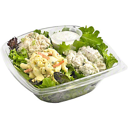 Deli Trio Salad With Buttermilk Dressing, ea