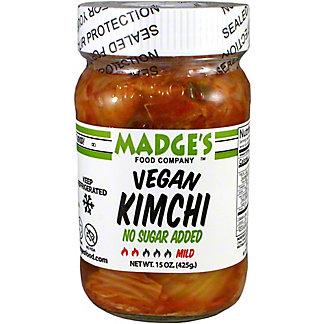 Madges Kimchi Regular Vegan, 15 oz