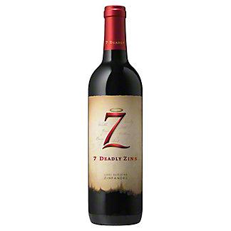 Michael David Winery Seven Deadly Zins Zinfandel, 750 mL