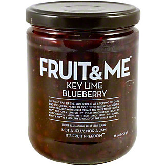 Fruit & Me Key Lime Blueberry, 16 oz