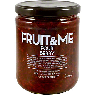 Fruit & Me Four Berry, 16 oz
