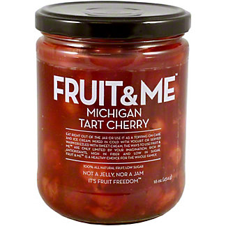 Fruit & Me Michigan Tart Cherry, 16 oz