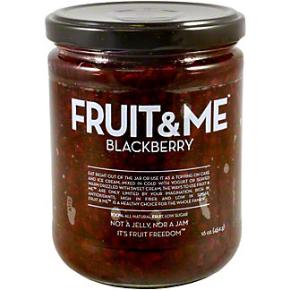 Fruit & Me Blackberry, 16 oz